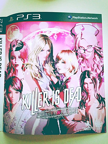 Killer is dead another
