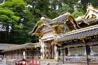 Image of Toshogu Shrine. shrine nikko 神社 日光 日光東照宮