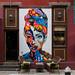 246/365 Audrey Hepburn Mural