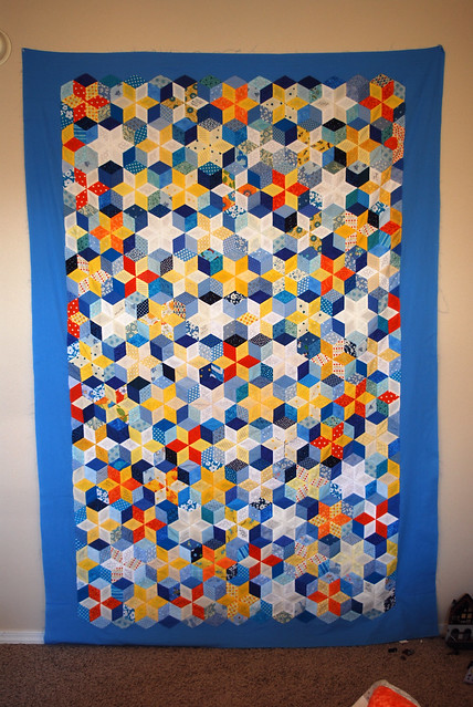 Twinkle Quilt Top