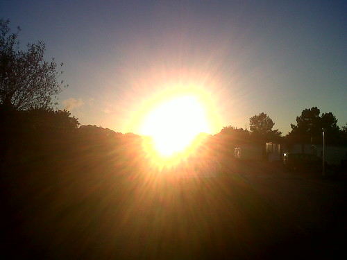Par Sands Sunset