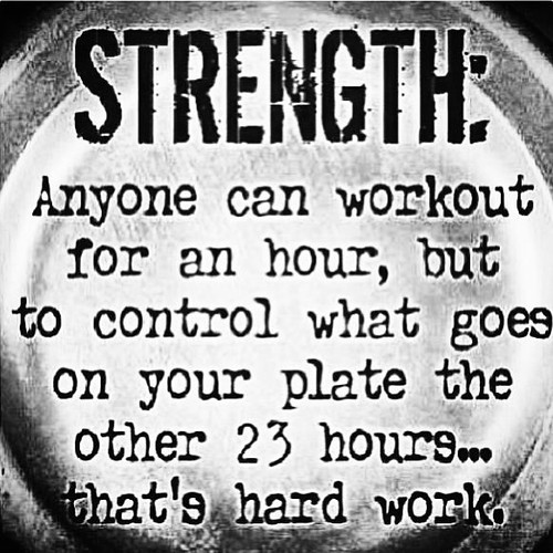 any one can workout for an hour...