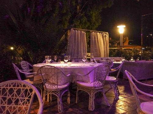 Restaurante Nuba - Ibiza