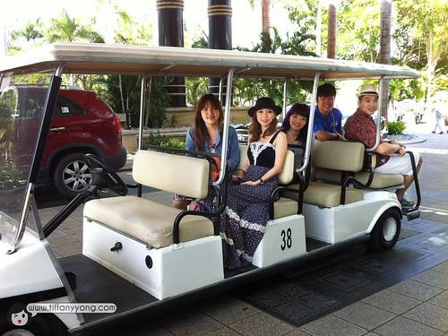 empire hotel buggy ride