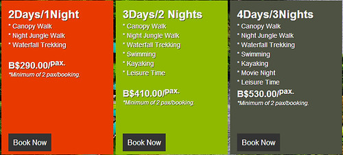 ulu ulu resort package