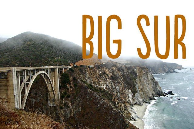 Big Sur Bixby tipo