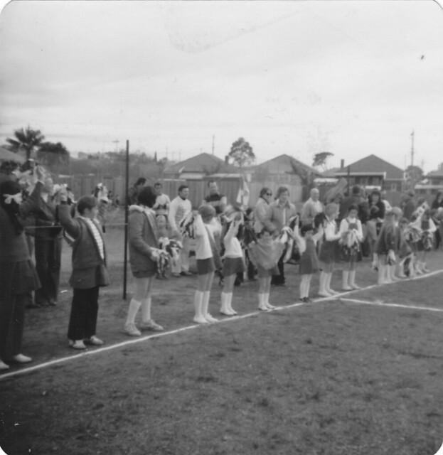 FR Cheer Squad 1978