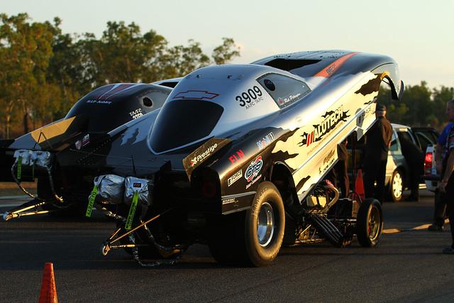 ANDRA Drag Racing Series at Hidden Valley