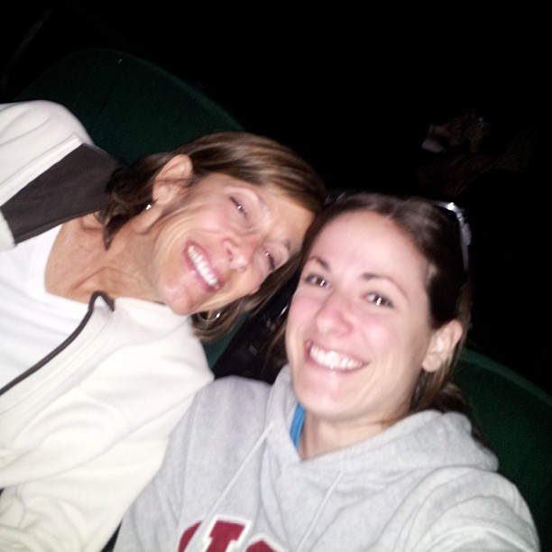 Gravity 3d with my momma.  :-)