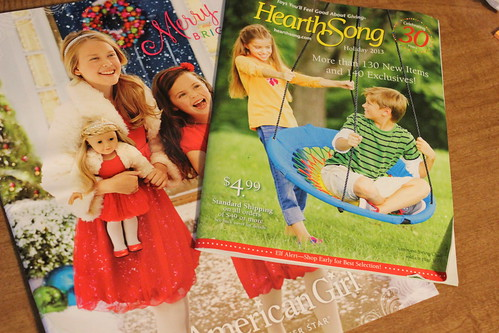 Holiday Catalogs