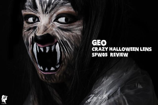 review-GEO Crazy Halloween Lens SFW0520