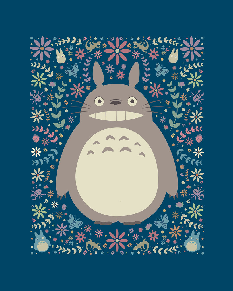 Totoro Garden av Jerrod Maruyama