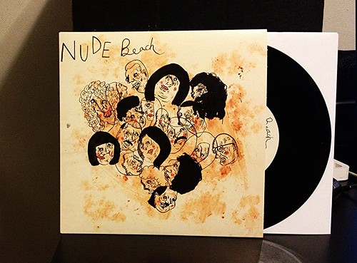 "Nude Beach - What Can You Do 7"" by Tim PopKid"