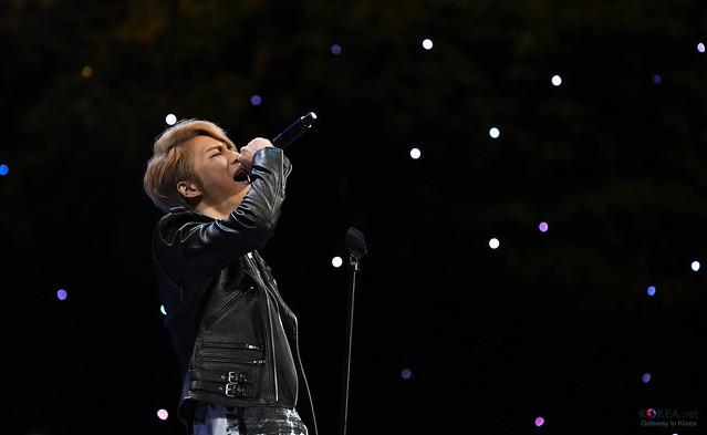 Photo:Korea_President_Park_Arirang_Concert_32 By KOREA.NET - Official page of the Republic of Korea