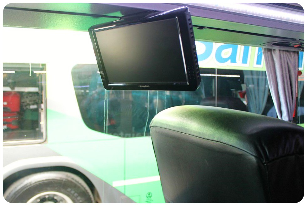 3 argentina bus tv
