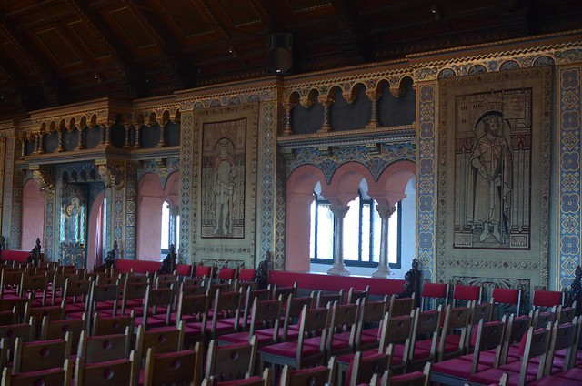 Fürstensaal auf der Wartburg