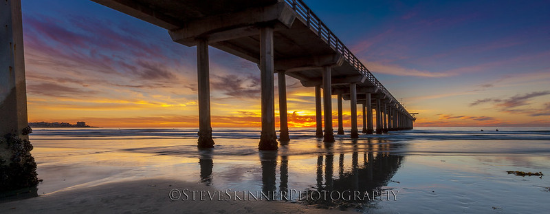 The Long View - Scripps Pier
