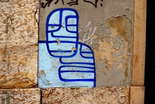 graffiti | nelio | lisbon 2013