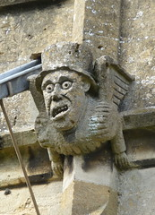 Gargoyles, Grotesques and Stone Carvings (outside)
