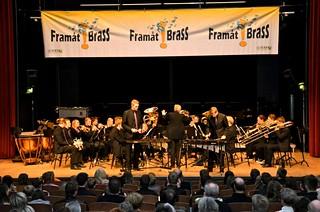 Lilla Brassbandfestivalen 2013 - SYBB med solister: Petter Midholm och Tobias Jutestål