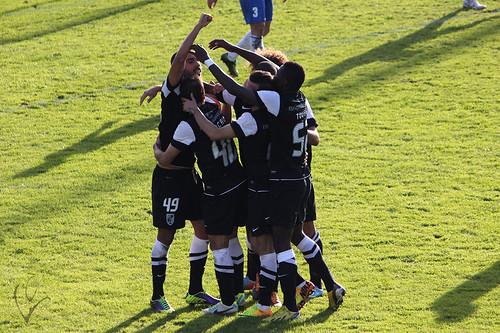 Vitória B 4-0 Lixa