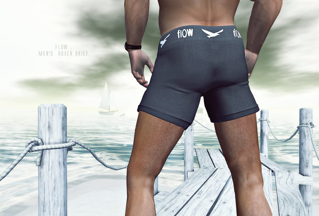 flow . Men's  Boxer Brief - TMD Fullpack