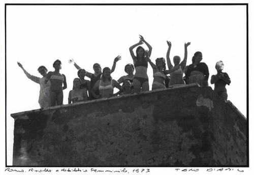 Rebibbia, 1973 - Tano d'Amico