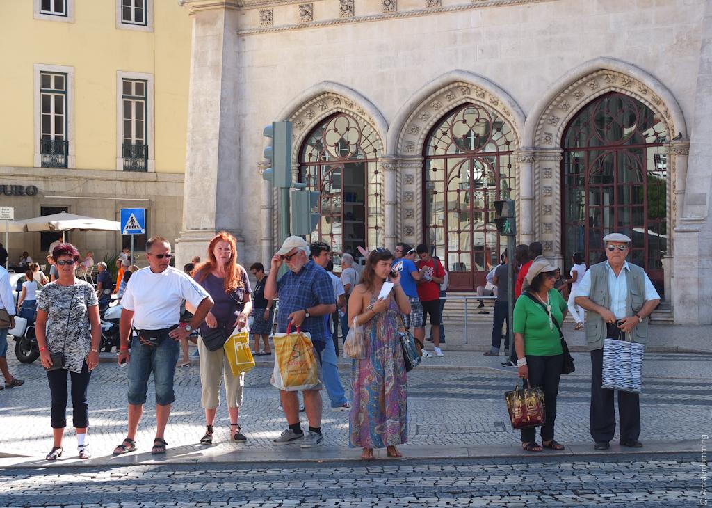 Lisbon, People