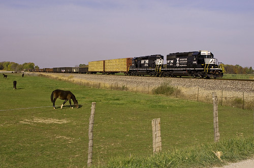 indiana norfolksouthern d90 2013 l96 grabill