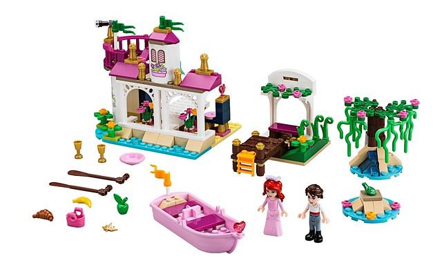 LEGO Disney Princess 41052 - Ariel Magical's Kiss