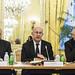 Martin Schulz, Michel Sapin, Nicolas Schmidt