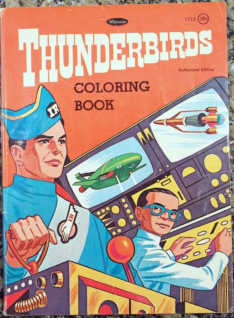 coloring_thunderbirds