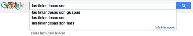 Las finlandesas son...