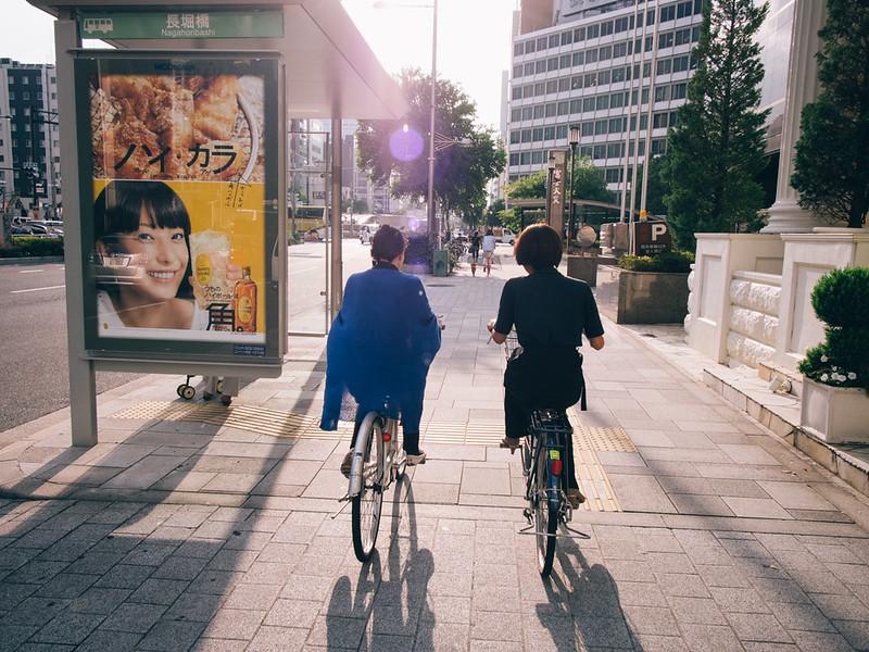 大阪漫遊 【單車地圖】<br>大阪旅遊單車遊記 大阪旅遊單車遊記 11003446123 b6aaf948ac c