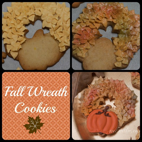 Fall Wreath PicMonkey Collage