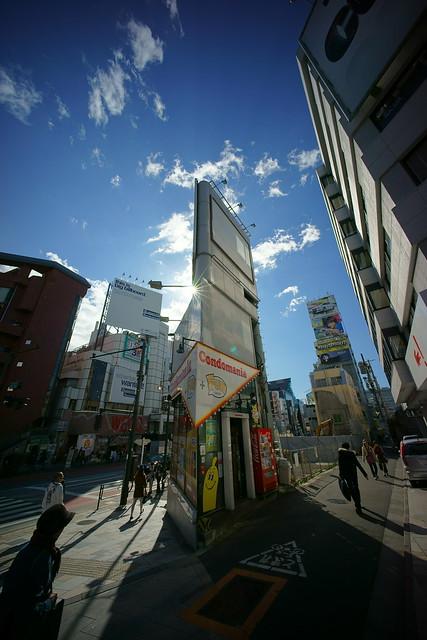 JAPAN TOKYO HARAJUKU SONY α7