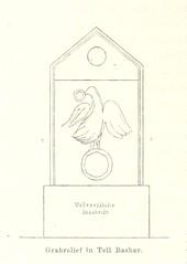 """British Library digitised image from page 220 of """"Reise in Syrien und Mesopotamien ... Mit 2 Karten von ... H. Kiepert, ... und ... Lichtdruckbildern"""""""