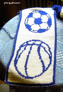 Soccer Sccarf