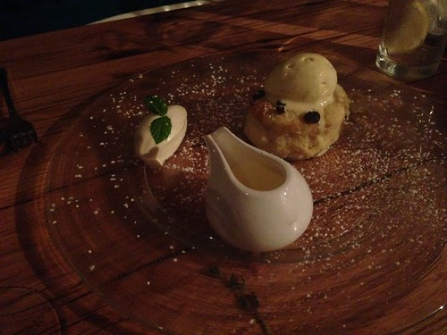 Bread and Butter Pudding, Lime Tree