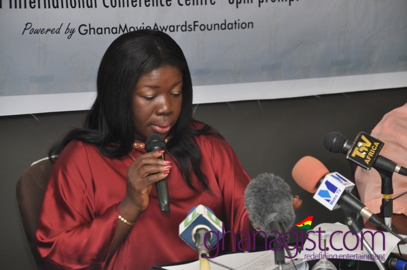 Minister for Tourism, Culture and Creative Arts, Mrs. Elizabeth Ofosu Agyare