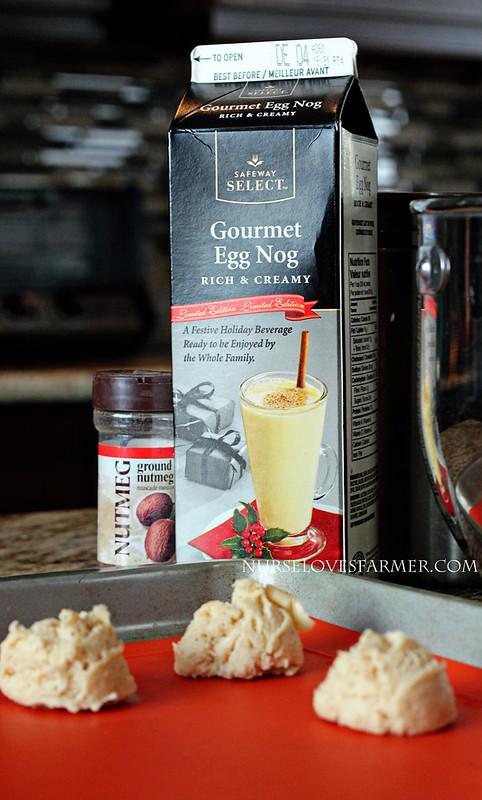 Safeway Select Gourmet Eggnog Cookies