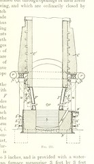 """British Library digitised image from page 381 of """"Handbook of Metallurgy ... Translated by H. Louis"""""""
