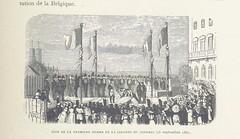 """British Library digitised image from page 301 of """"Histoire de Belgique depuis les temps primitits jusqu'à nos jours [With coloured illustrations.]"""""""