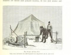 """British Library digitised image from page 223 of """"Grönland. Seine Eiswüsten im Innern und seine Ostküste. Schilderung der zweiten Dickson'schen Expedition ausgeführt im Jahre 1883 ... Mit ... Abbildungen und ... Karten"""""""
