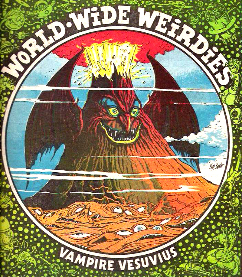 Ken Reid - World Wide Weirdies 119