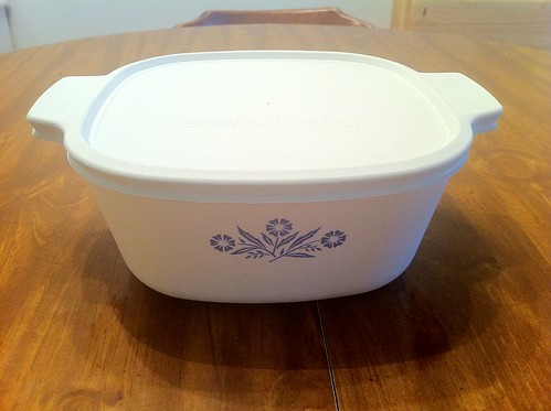 Corning Ware 2 1/2 Quart with Lid