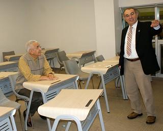 Doğan Cüceloğlu Üsküdar Üniversitesi'ni ziyaret etti