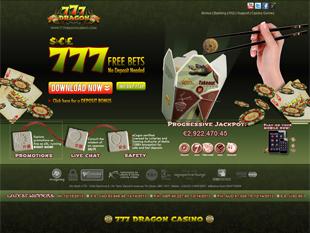777 Dragon Casino Home
