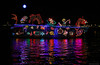 Newport Beach Holiday Boat Parade 12.20.13 1 by Marcie Gonzalez