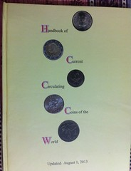 Handbook of Current Coins cover